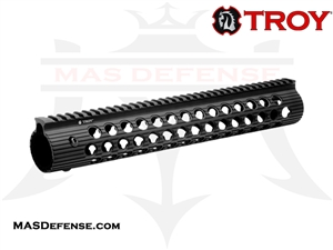 "TROY INDUSTRIES 13"" ALPHA RAIL - STRX-AL1-13BT-01"