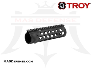 "TROY INDUSTRIES 7.2"" ALPHA RAIL - STRX-AL1-72BT-01"