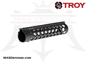"TROY INDUSTRIES 9"" ALPHA RAIL - STRX-AL1-90BT-01"