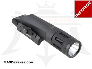 INFORCE WMLx GEN 2 WEAPON MOUNTED LIGHT - 800 LUMEN - BLACK - WX-O5-1