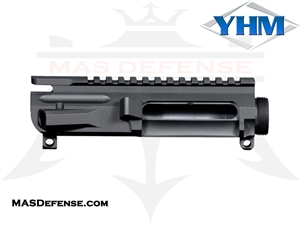 YANKEE HILL STRIPPED BILLET UPPER RECEIVER - YHM-110-BILLET
