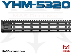 "YANKEE HILL 12.60"" MR7 M-LOK SERIES - YHM-5320"