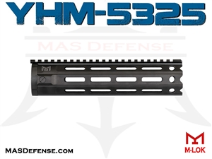 "YANKEE HILL 9.29"" MR7 M-LOK SERIES - YHM-5325"