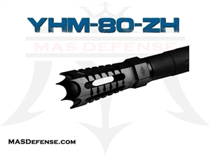 YANKEE HILL MACHINE ANNIHILATOR FLASH HIDER 9MM - YHM-80-ZH