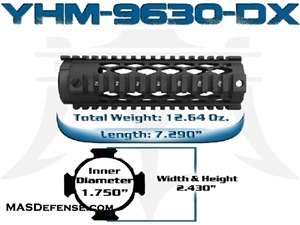 "YANKEE HILL 7.29"" DIAMOND SERIES - YHM-9630-DX"
