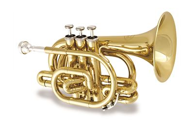 Jupiter Pocket Trumpet 516