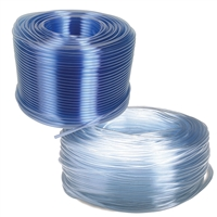 Wholesale Clear and Blue Airline Vinyl Tubing