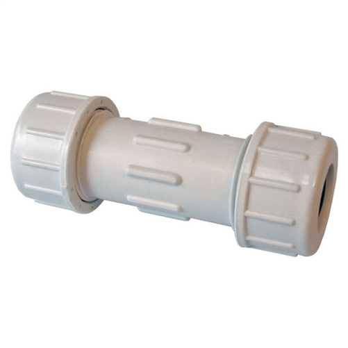 Ips compression couplings pvc