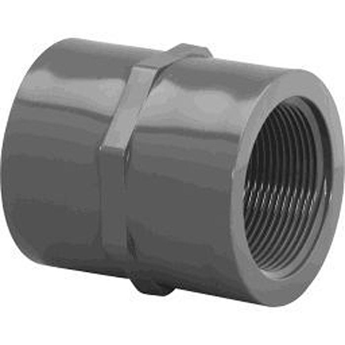 fipt x fipt coupling for schedule 40 pvc pipe