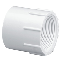 FIPT Coupling for Schedule 40 PVC Pipe