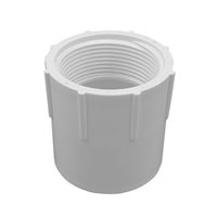 Female Adapter - Slip x Fipt for Schedule 40 PVC Pipe