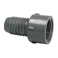 PVC Insert Female Adapter - BARB x FPT