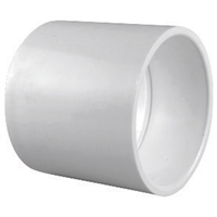 Slip Coupling for Schedule 40 PVC Pipe