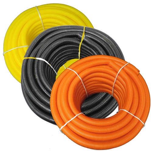 Flexible Corrugated PE Split Loom Tubing