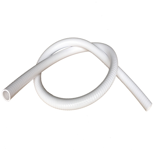 Ultra Flexible PVC Pipe - White