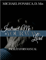 Instruct Me in Your Ways, Lord - Leader Guide