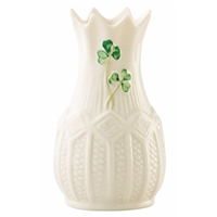 BELLEEK CLASSIC MINI CASHEL VASE