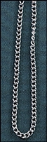 18 inch Stainless Steel Chain with Clasp