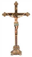 The Halo of Christ Standing Crucifix
