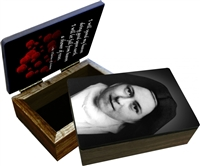 St. Therese of Lisieux (Adult) Keepsake Box