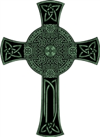 Celtic Cross, 10""