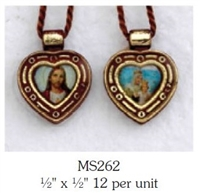 OLMC AND SHJ Heart Scapular