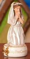 GIRL COMMUNION FIGURE