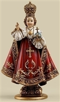 INFANT JESUS OF PRAGUE FIGURINE