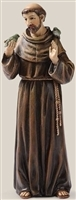 6.25 INCH ST. FRANCIS STATUE