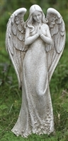 "14.5"" PRAYING  ANGEL FIG"