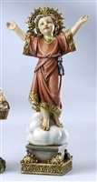 "8"" THE DIVINE CHILD FIGURE"