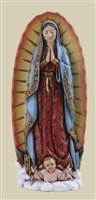 4.5 INCH OUR LADY OF GUADALUPE