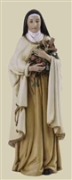 "4"" ST. THERESE STATUE"