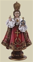 "4"" INFANT OF PRAGUE STATUE"