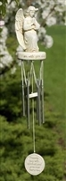 "18"" PRAYING ANGEL WIND CHIME"