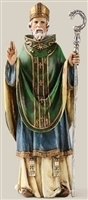 6.5 INCH ST. PATRICK 6 INCH SCALE FIG