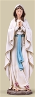13.5 INCH OUR LADY OF LOURDES