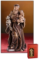 "St. Anthony Statue, 4"" H"