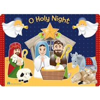 Nativity Faith Mat- Place Mat