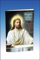 Morning and Evening Prayer Booklet