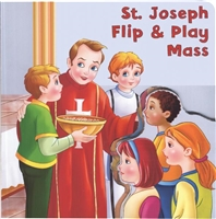 St. Joseph Flip and Play Mass Book