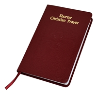 Shorter Christian Prayer-Maroon