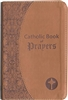 Catholic Book of Prayers Brown Imitation Leather