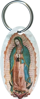Guadalupe Key Chain