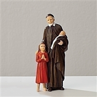 "3.5"" ST. VINCENT DE PAUL FIGURE"