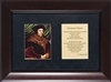 "St. Thomas More with Lawyer's Prayer, Matted, 8"" X 12"""