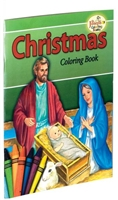 Coloring Book About Christmas