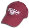 Catholic Original Hat, Red
