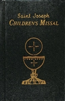 St. Joseph Children's Missal/Leatherette Boys
