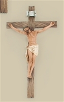 8 in. Wall Crucifix